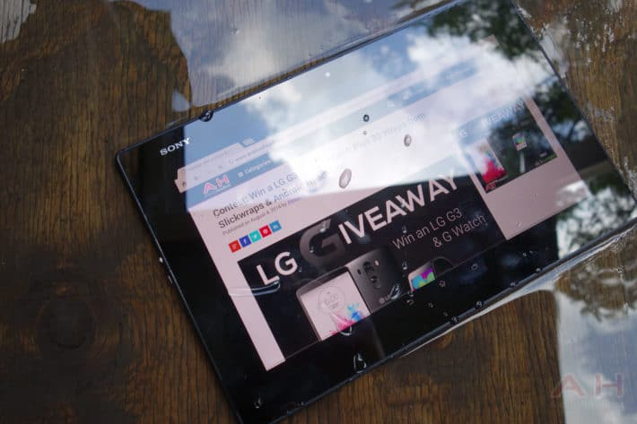 Featured Review: Sony Xperia Z2 Tablet (Verizon Wireless)