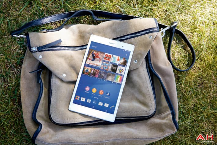 Rogers: Now Available the Sony Xperia Z3 Tablet Compact LTE