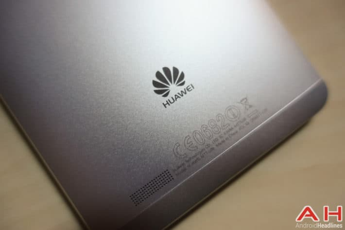 Leaked Images Allegedly Show Off Huawei's Upcoming Mate 7 Compact Device