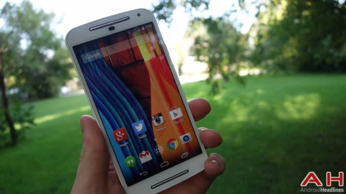 2nd-Generation Moto G with 4G LTE Goes on Sale in Brazil