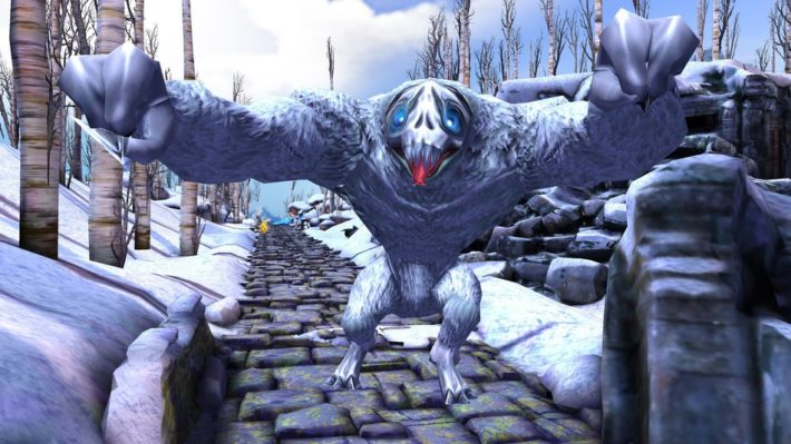Imangi Studios VR Endless Runner 'Temple Run VR' Hits Oculus Rift Marketplace For The Gear VR