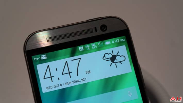 HTC Canada is Rolling out Lollipop for the HTC One M8 on Bell, SaskTel and WIND Mobile