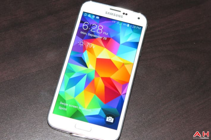 Android 5.0 Lollipop for the Samsung Galaxy S5 is Rolling Out in Canada