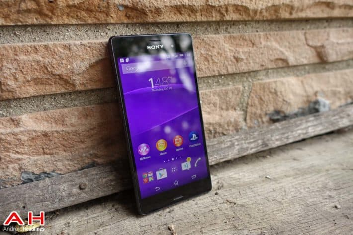 Sony Issuing an Update to Fix Sony Xperia Z3 Hotspot Issue