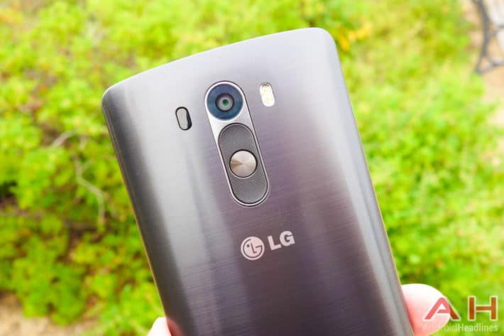 LG's G4 to Feature Different Design; Improved Camera Features