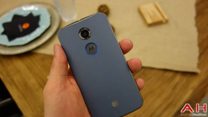 AT&T Begins Rolling Out The Android Lollipop Update To Motorola Moto X 2014 Owners