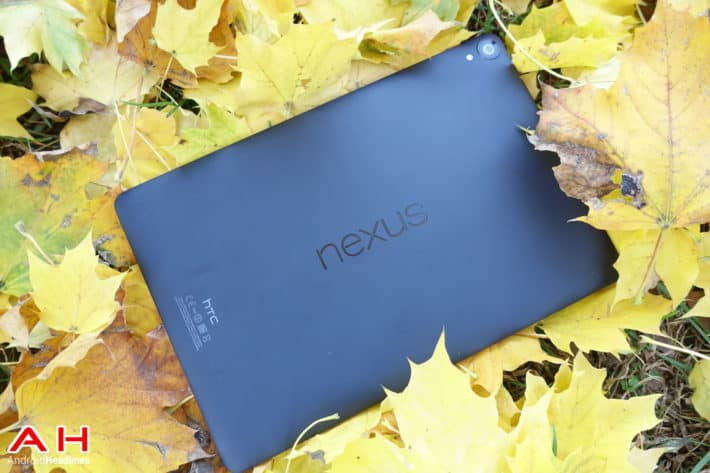 O2 Will Offer The HTC Nexus 9 On Monday, Jan. 19th For As Low As £29.99