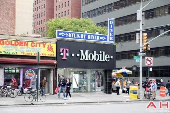 T-Mobile USA Now About To Push Into The North American Business Market