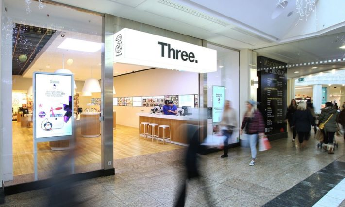The Merging Of Three UK Plus O2 Likely Means Higher Prices For Consumers