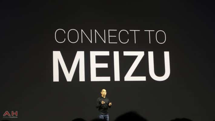 Meizu's 'Connected' Press Event Has Just Started, Watch The Livestream Here