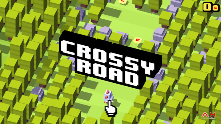 Android Game Of The Week: Crossy Road