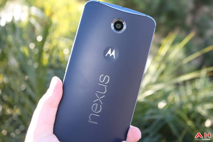 Google Admits Demand For The Nexus 6 Was Too Much To Keep Up With