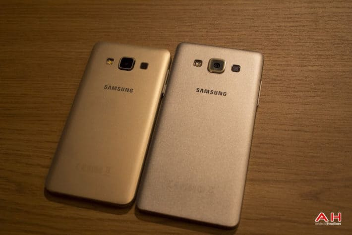 Samsung's Metallic Galaxy A3 and A5 to Launch in the UK Come February 12th