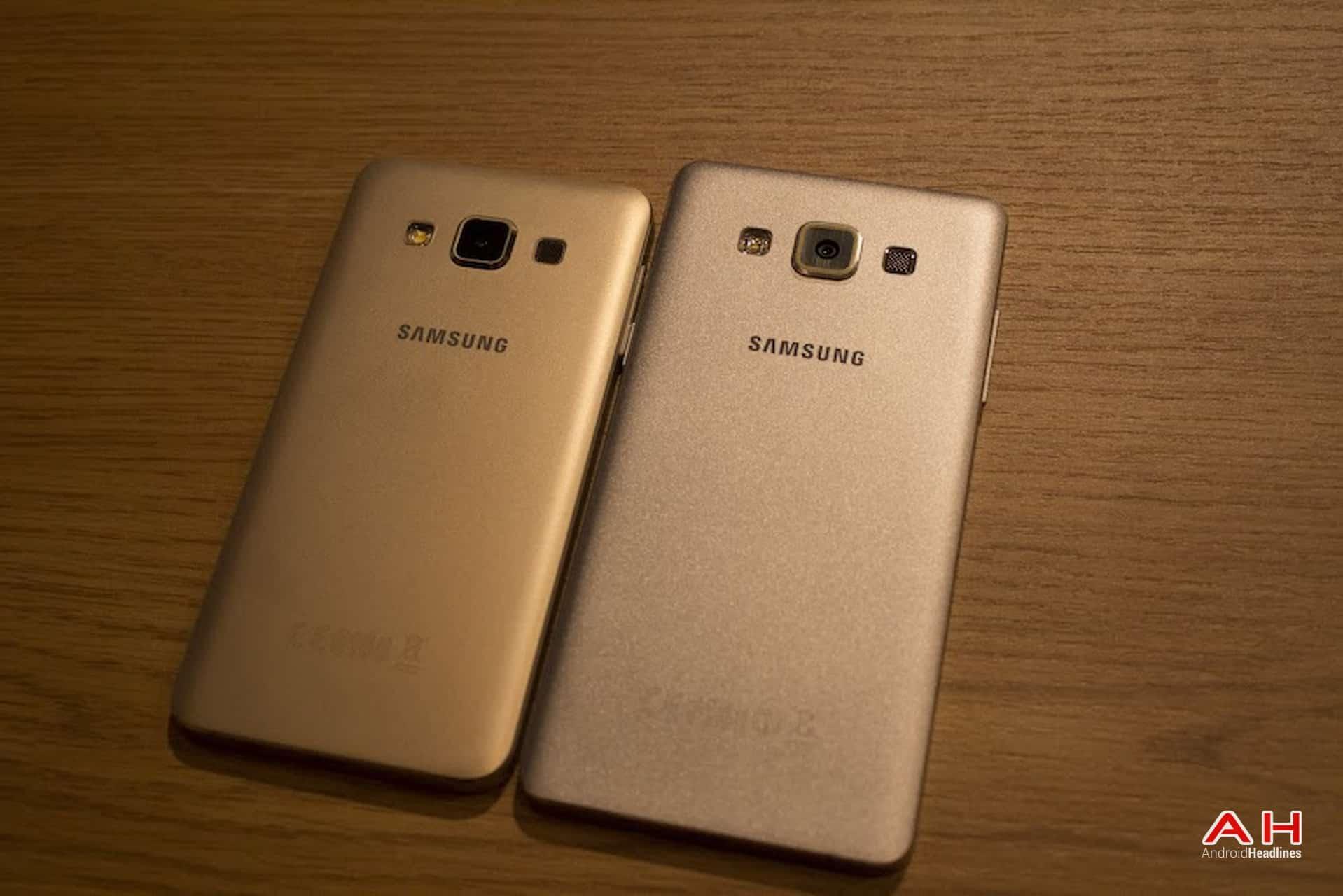 AH Samsung Galaxy A3-4