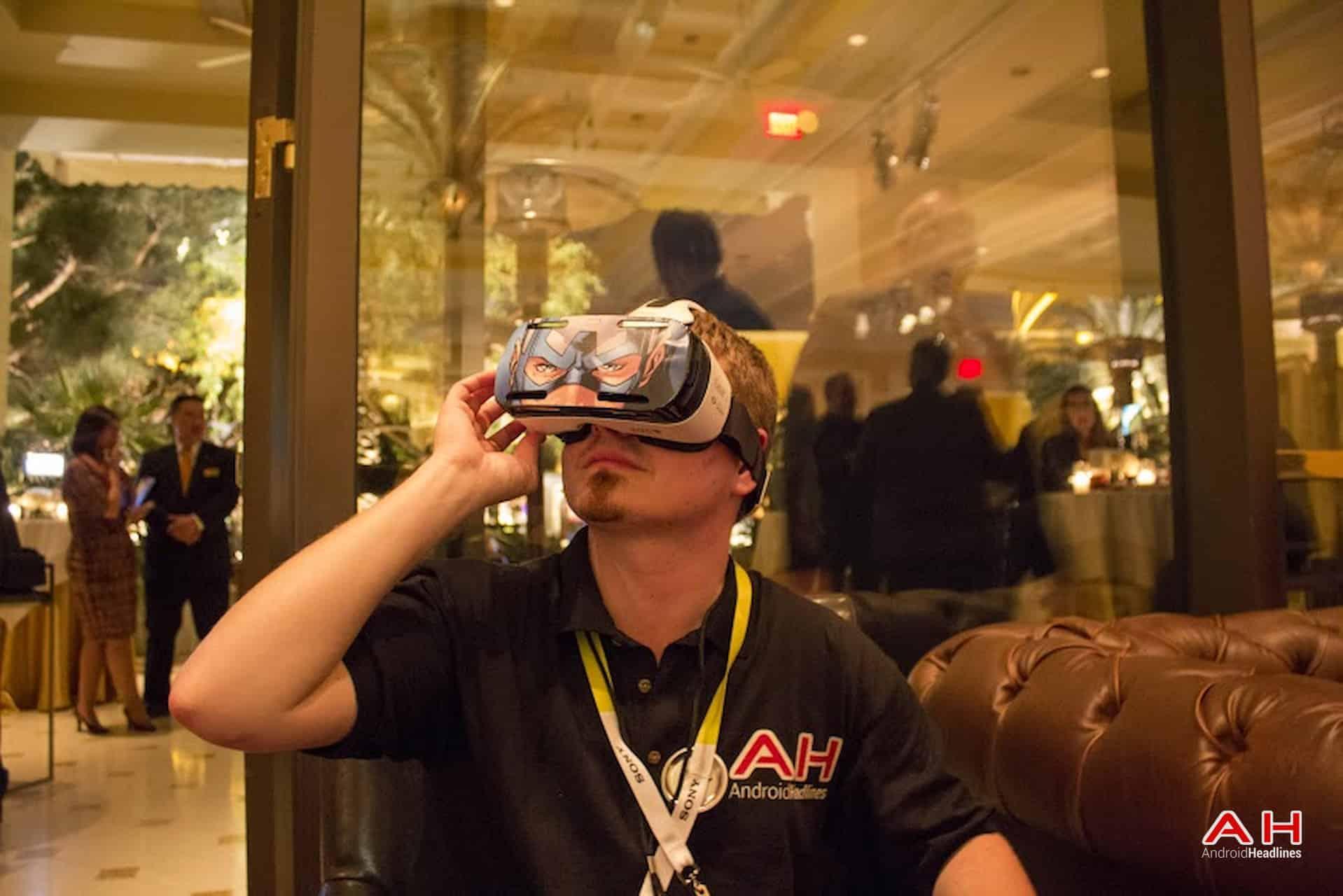 AH Samsung Gear VR-7
