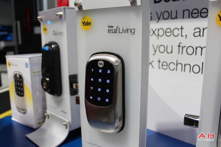 CES 2015: Hands On With The Yale YRD340 Keyless Entry Smart Lock