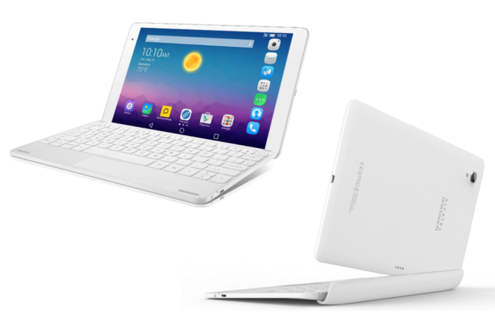 Alcatel OneTouch Released A New 10″ POP 10 Tablet Which Offers 4G LTE Connectivity
