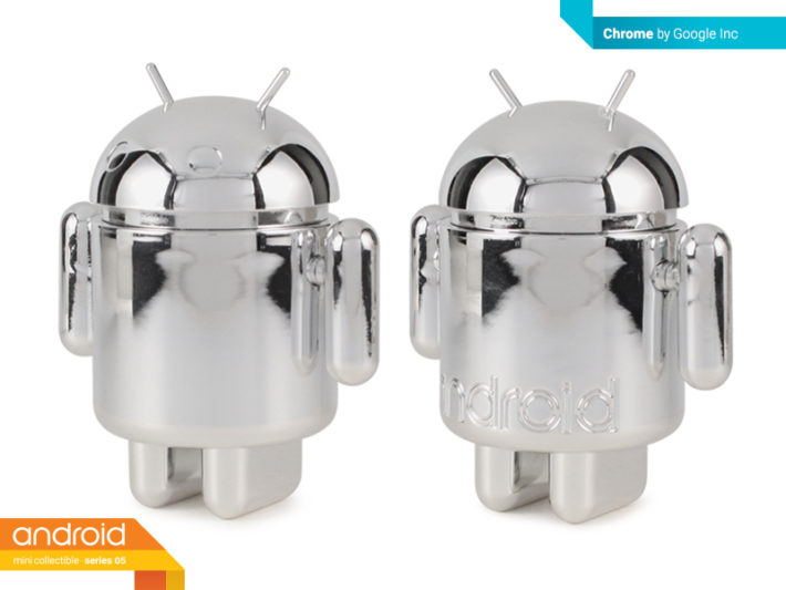 """Andrew Bell Introduces Meet The Androids Series 5 Preview Pt. 6 With """"Chrome"""" By Google Inc."""