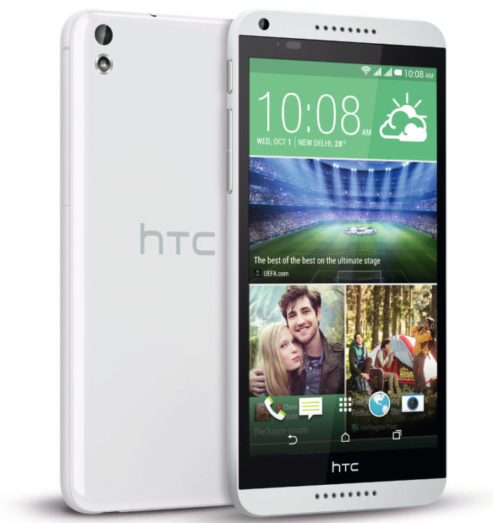 HTC Unveiled The Desire 816G Dual SIM Refresh In India With A More Powerful CPU And More Storage
