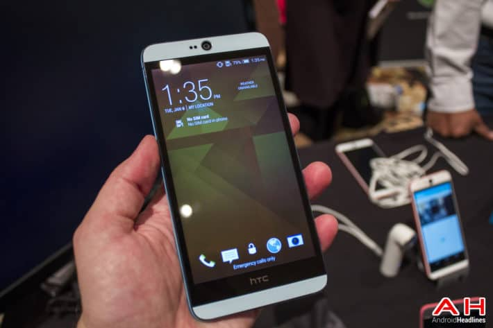 HTC Desire 826 Gets Announced In China, Goes On Sale Tomorrow