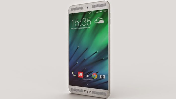 Another HTC One M9 Concept Popped Up, This One Sports Two Headphone Jacks And Solar Panels
