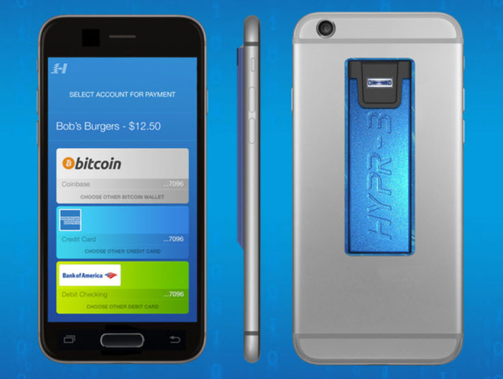 HyprKey is Taking Pre-Orders for their HYPR-3 Biometric Mobile Wallet