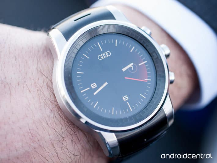 LG-Made Audi Smartwatch Runs Open WebOS, Not Android Wear