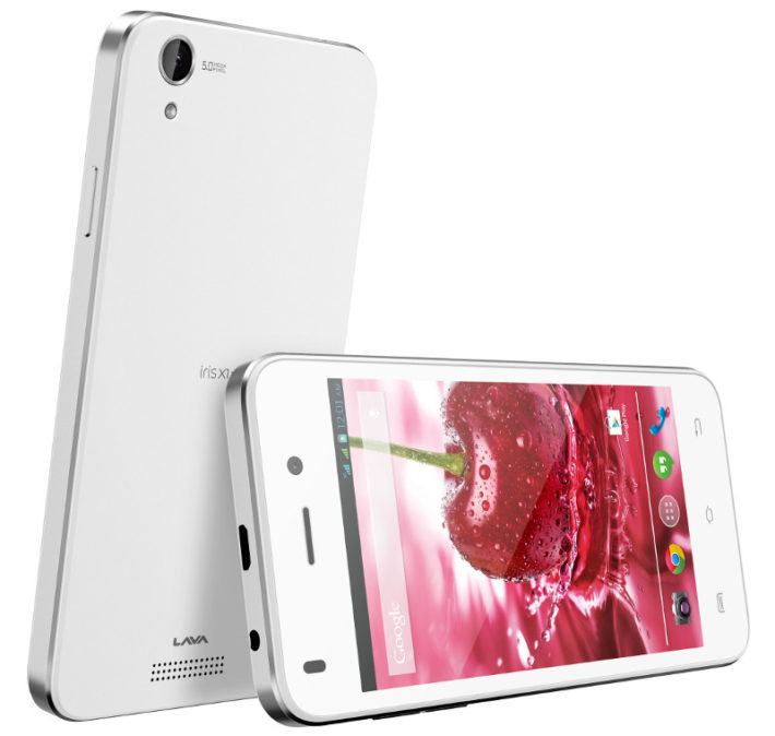 Lava Announced The Affordable Iris X1 Mini and X1 Grand Smartphones In India