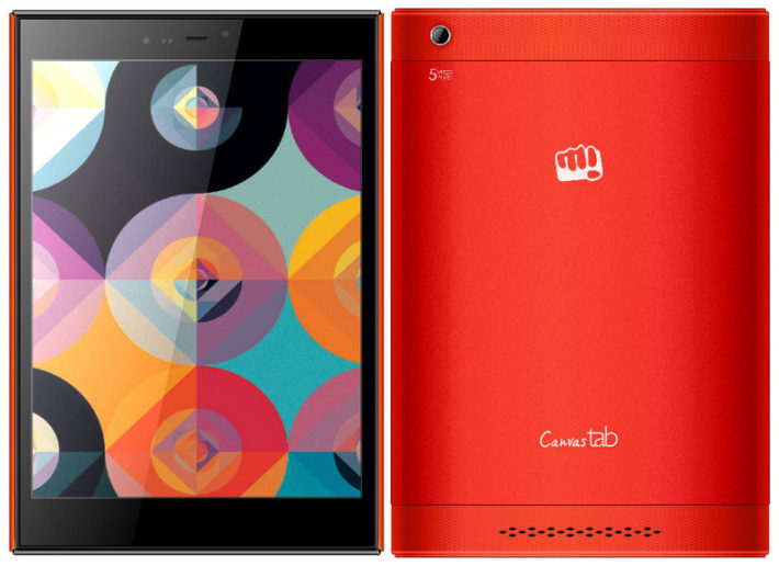 Micromax Canvas Breeze Tab P660 Gets Announced In India For Rs. 9,999 ($158)
