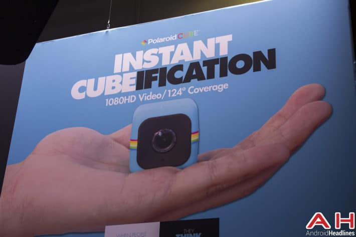 Hands On: Polaroid Cube HD Action Camera