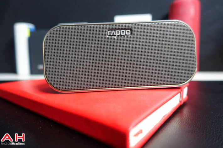 Featured Review: Rapoo A500 Bluetooth Speaker