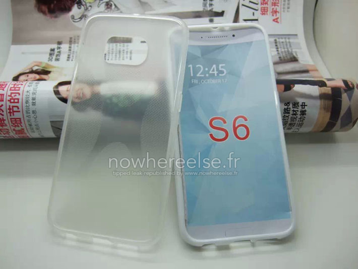 Possible Galaxy S6 Case Reveals Dimensions of Samsung's Coming Flagship