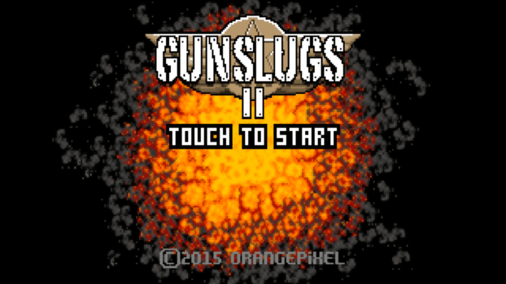 Android Game Of The Week: Gunslugs 2