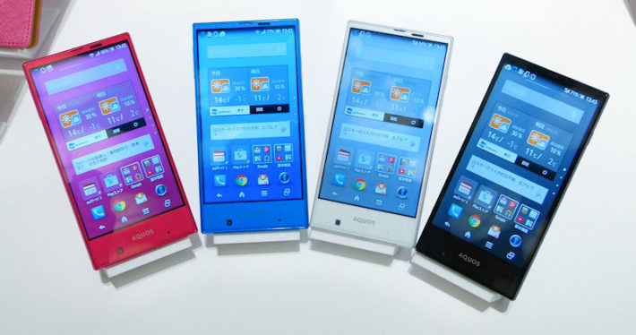 Sharp Aquos Serie Mini (SHV31) To Go On Sale On January 29 In Japan