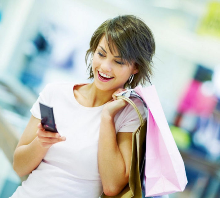 Study Shows that Canadians Embracing Mobile Technology for Routine Shopping Trips