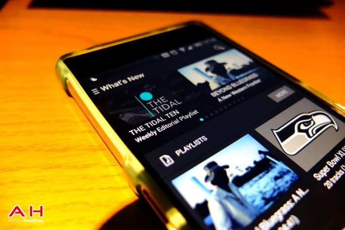 Android Audio Weekly: Is Tidal's Lossless Music Streaming Service Worth It?