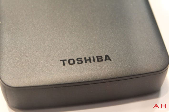 Toshiba Announce Their New SD Cards Which Come With NFC Built-In
