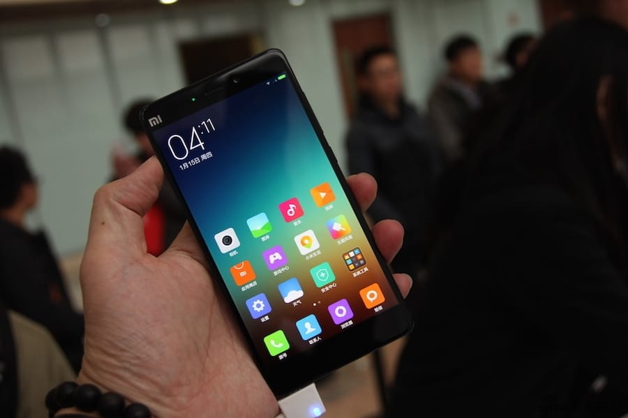 Xiaomi Mi Note and Mi Note Pro hands-on (Sina Technology)_29