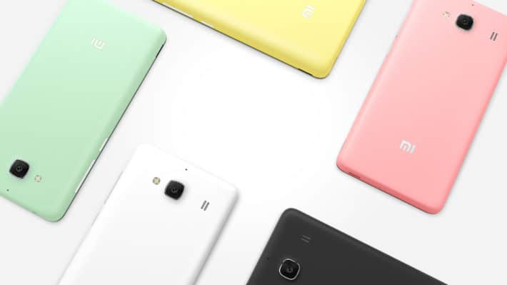 Xiaomi Redmi 2 Sporting 2GB Of RAM And 16GB Of Internal Storage Gets Certified In China