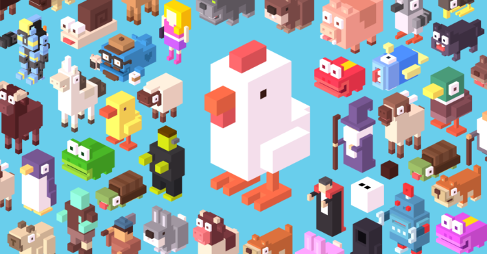 Yodo1 Games Brings Their Hit Title 'Crossy Road' To Android And Google Play