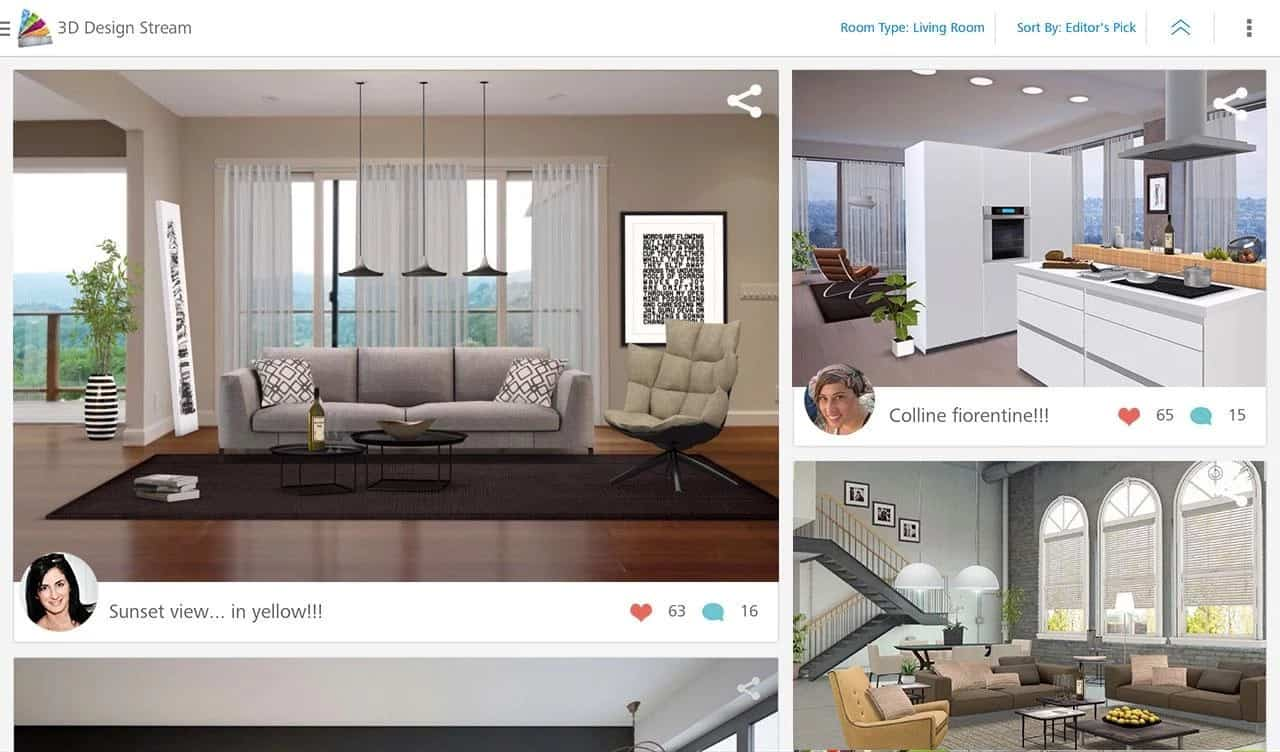Featured top 10 android apps for home improvement Homestyler interior design decorating ideas