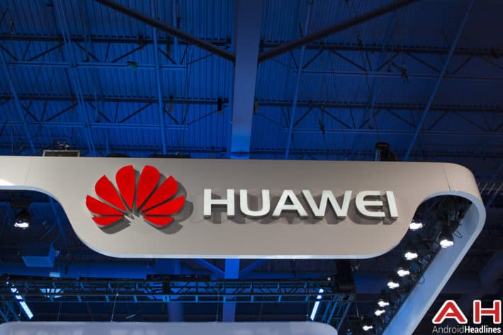 Huawei Smartwatch Advert Spotted In Barcelona Ahead Of MWC Event