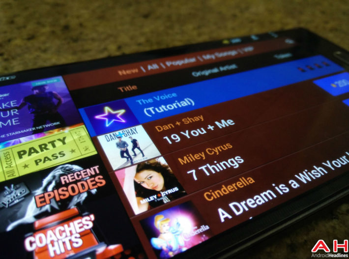 Featured: Top 10 Karaoke Apps For Android