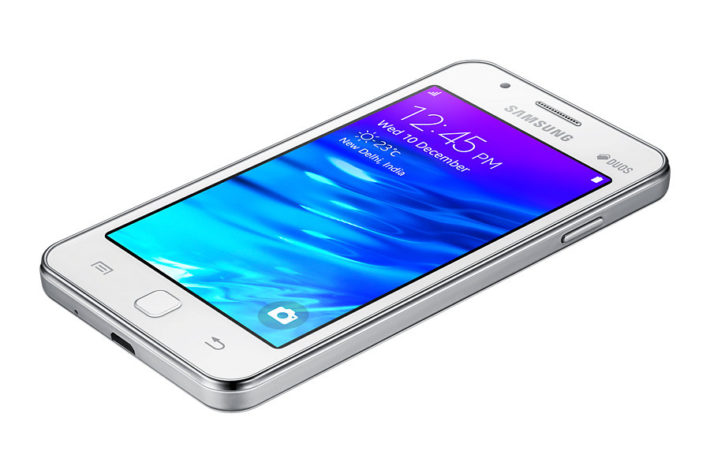 The Tizen-powered Samsung Z1 Isn't Devoid Of Android After All