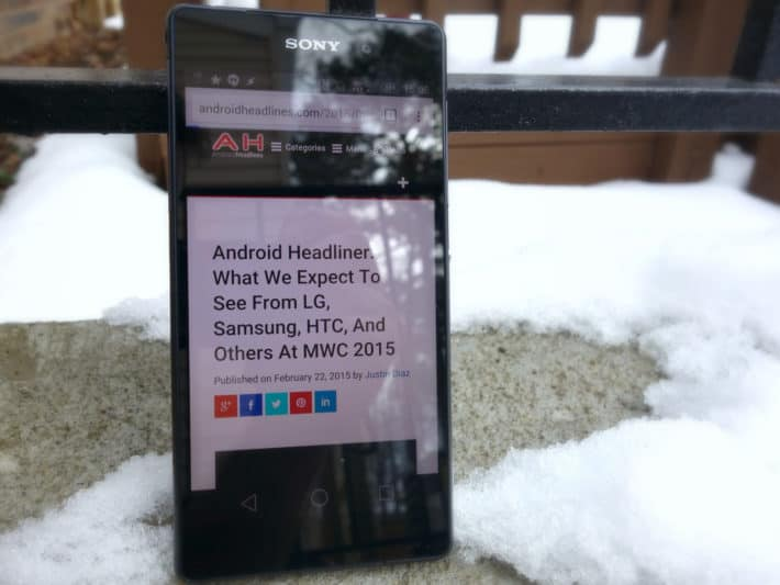 Android Headlines Show Tonight at 9.30pm ET: MWC Preview