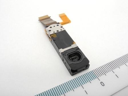 hoya cube optical zoom lens