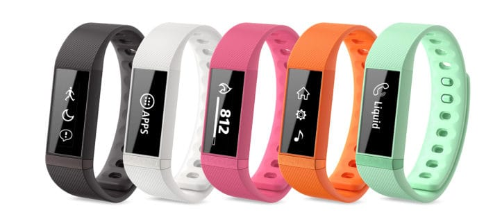 Acer Announce Acer Liquid Leap+ Smartband With Changeable Straps, Notifications And Music Controls