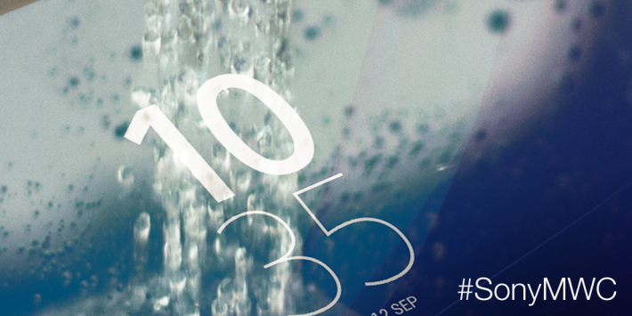 Sony Continues it's MWC 2015 Teasers, Possibly the Xperia M4 Aqua?
