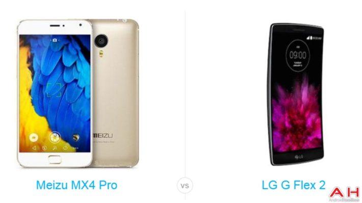 Phone Comparisons: LG G Flex 2 vs Meixu MX4 Pro