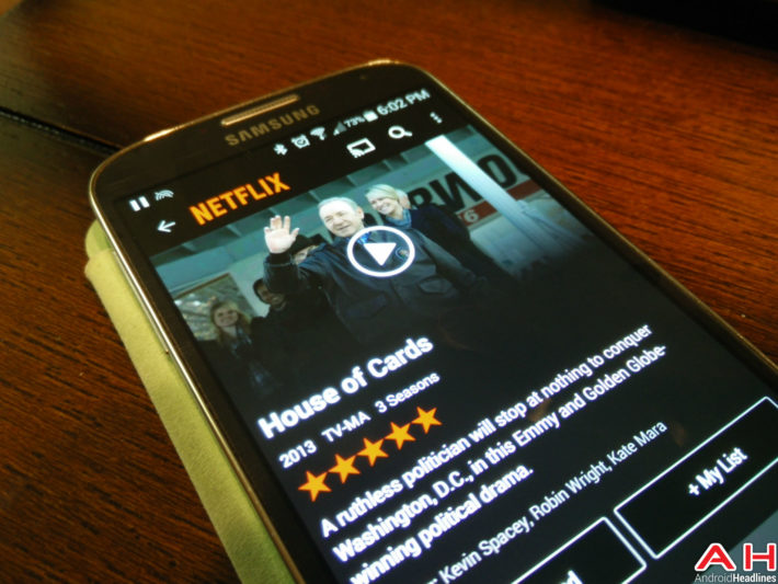 House of Cards Season 3 Is Finally Available And Ready To Watch On All Your Android Running Devices